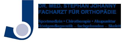 Dr. Stephan Johanny